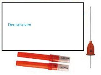 Aghi sterili 100 pezzi fini 27g intraossei 8mm 0,4 Ø