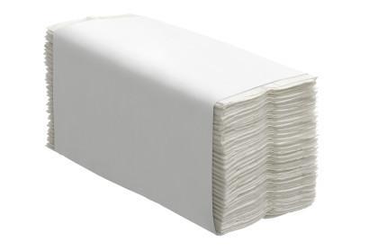 Asciugamani piega a C  2veli  25X32cm 38g/m2
