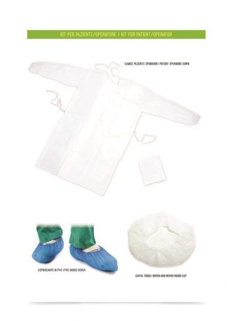 Kit Operatore/Paziente