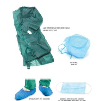 Kit assistente/paziente