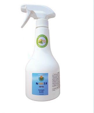 Spray Disinfettante per le superfici Olii essenziali Cedro e Tè verde